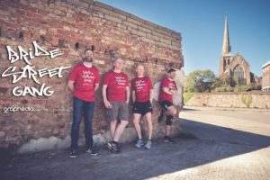 Bride Street Gang are back for Wexford Marathon Team Relay 2018