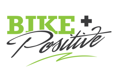 Bike Positive (B+) Logo Design