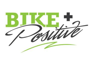 Bike Positive (B+) Logo Design