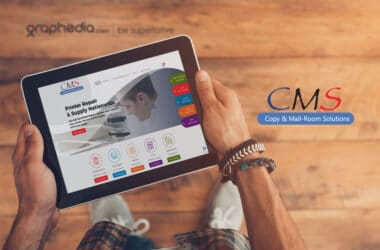 Ecommerce Website Design for CMS Ireland
