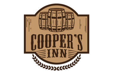 Coopers Inn Logo Design