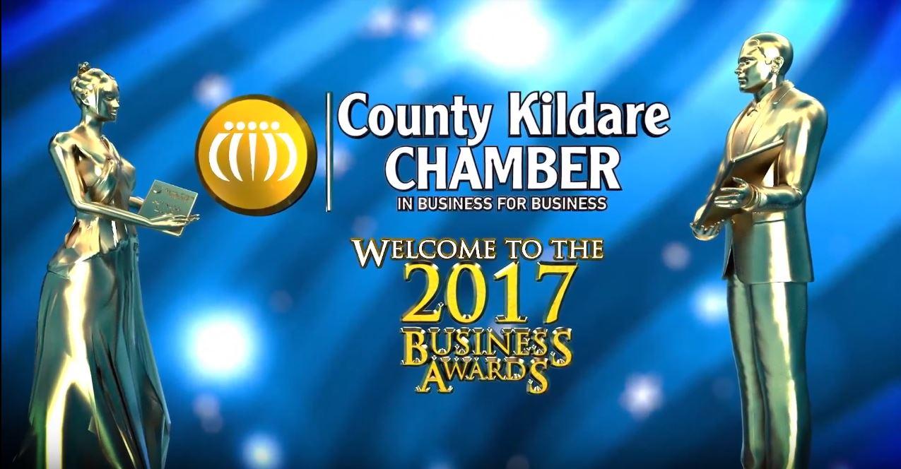 County Kildare Business Awards Promo VIdeo