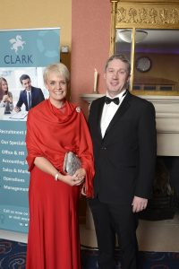 Sarah & Niall Reck from Graphedia.com at The North Kildare Chamber Awards