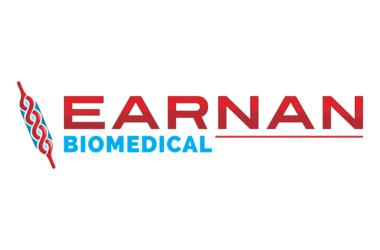 Earnan Biomedical Logo Design