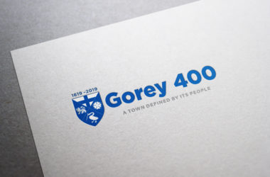 Gorey 400 Logo Design