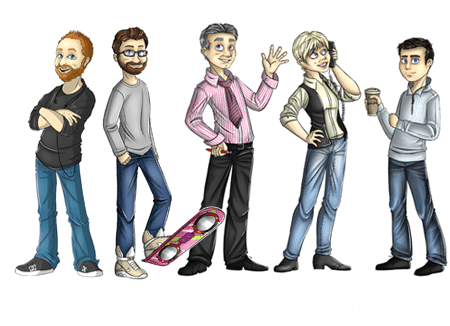 Team at Graphedia 2020