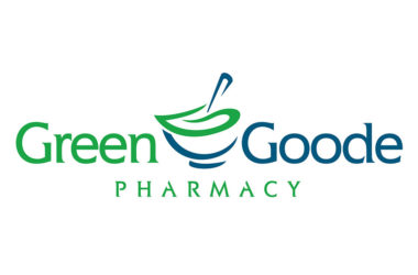 GreenGoode Pharmacy logo design