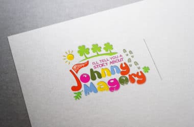 Johnny Magory Logo Design