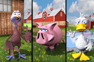 Kildare Farm Foods Character Animations & Voice Overs