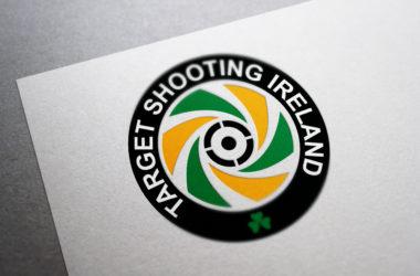 Target Shooting Ireland Logo Design