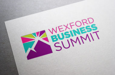 Wexford Business Summit Logo Design