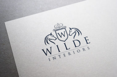 Wilde Interiors Logo Design