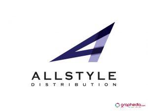 All Style Distribution Retail Logo Design