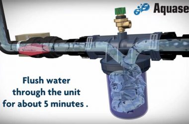 Aquasept Water Purification Animated Product Video
