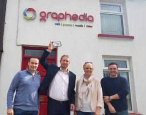 Graphedia: Brendan Doyle, Niall Reck, Sarah Reck & Corey Clancy