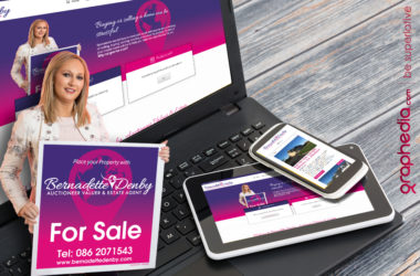 Branding & Website Design Bernadette Denby Auctioneers