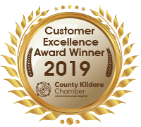 Customer Excellence Award 2019- County Kildare Chamber