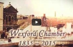Wexford Chamber – 180 Years