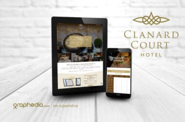 Online Food Ordering System for Clanard Court Hotel
