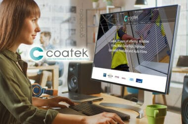 Coatek Glass Coating Ecommerce Website Design