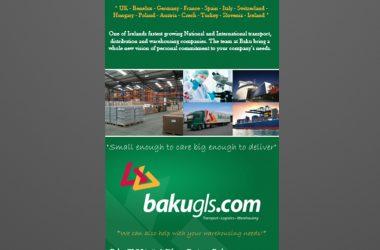 Baku GLS Dislay Stand