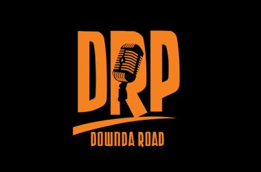 Down Da Road Productions Logo Design