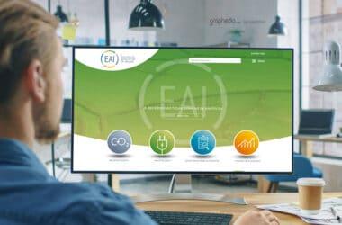 EAI Ireland – Website Design