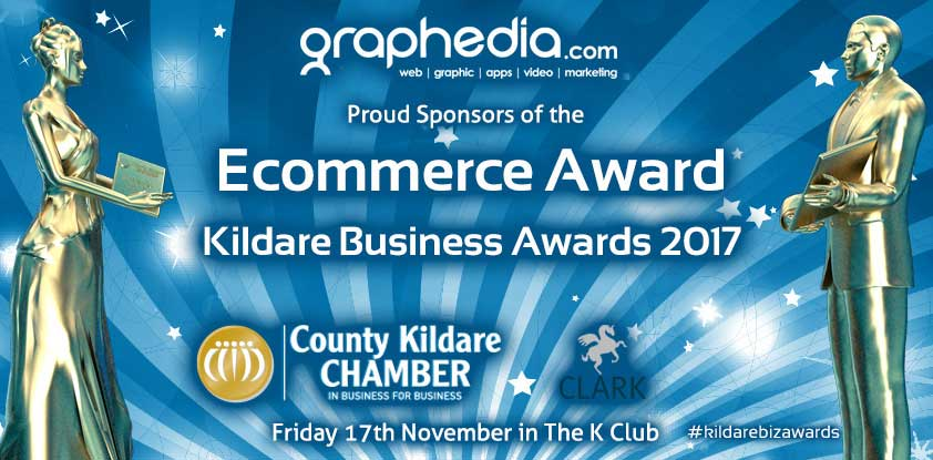 Sponsors of County Kildares Ecommerce Business Awards