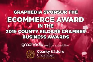 Graphedia Sponsor the ECommerce Award in the 2019 County Kildare Chamber Business Awards.