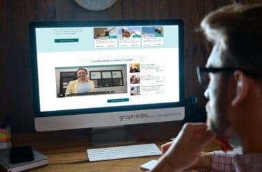 EDST new Ecommerce & LMS Website