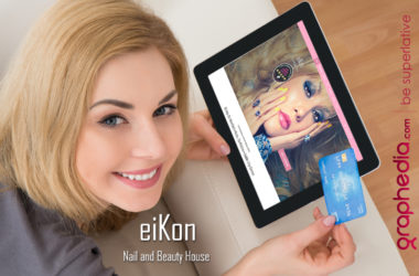 Eikon Beauty Ecommerce Website Design