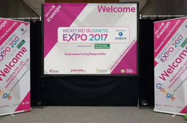 Wexford Business Expo Branding