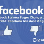 Facebook Business Pages Changes 2016, What you Need to Know