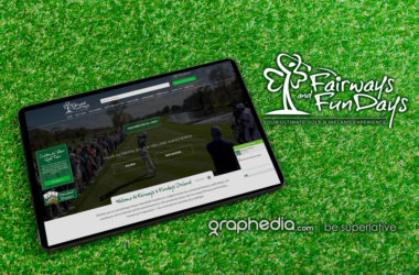 Fairways and FunDays Website Design