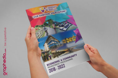 16 Page Brochure Design for Wexford County Council