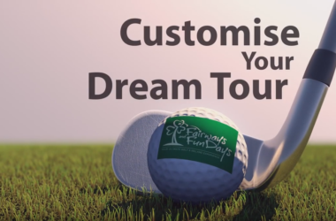 Fairways & Fundays Customise Your Tour Explainer Video