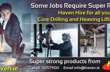 Power Tools Ad Haven Hire