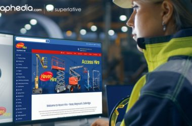 Haven Hire Kildare New Ecommerce Website Design