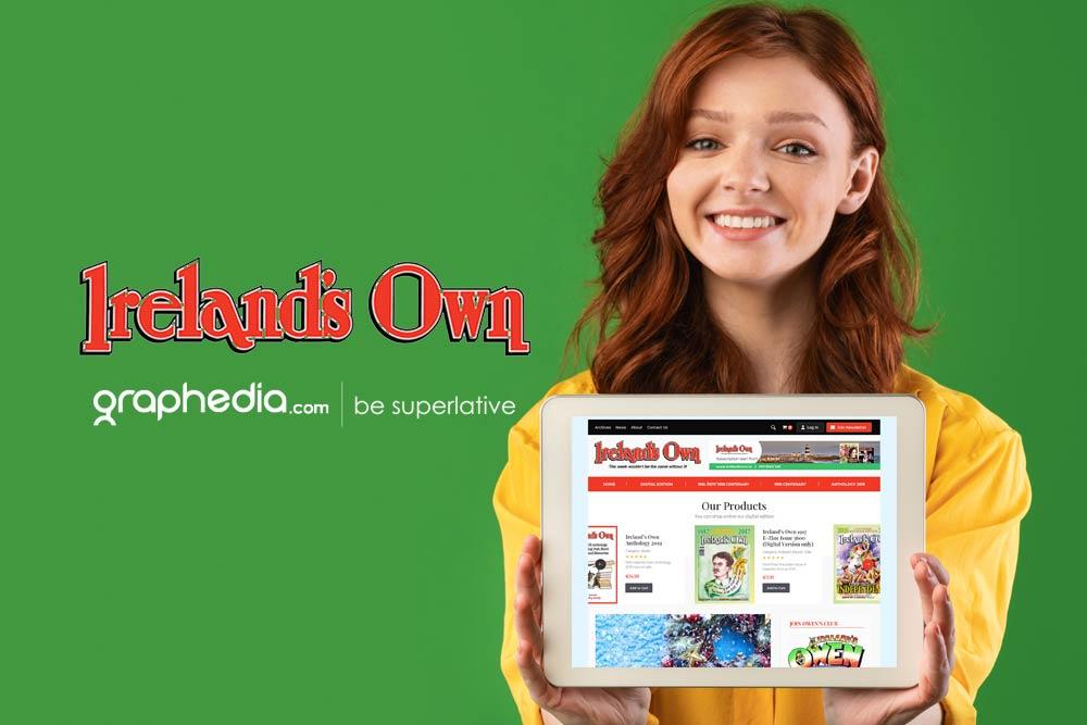 Irelands Own Ecommerce Website