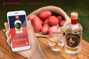 Jackfords Irish Potato Gin Web Development