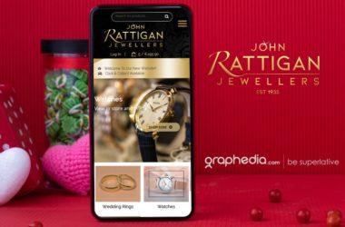 John Rattigan Jewellers Logo & Online Store