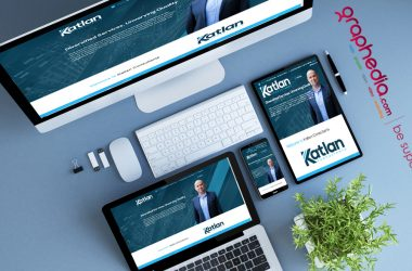 Katlan Consultants Website Design