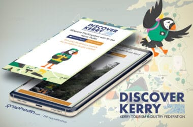 Discover Kerry Web App for Rí the Kerry Puffin