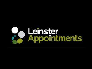 Leinster Appointment Recruitment Logo Design Kildare