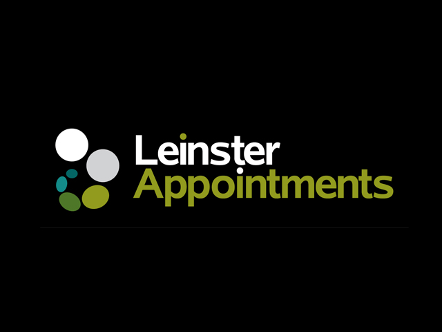 Leinster Appointment Recruitment Logo Design Kildare