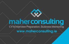 Maher Consulting Logo Design