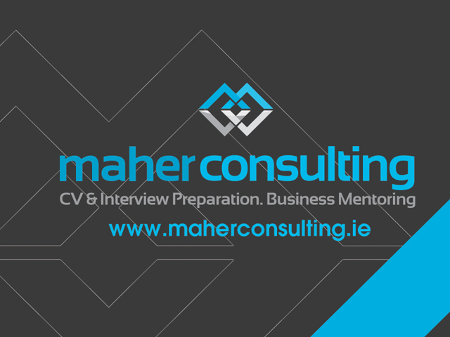 Maher consulting business loo desogn wexford graphedia for Consulting company logo