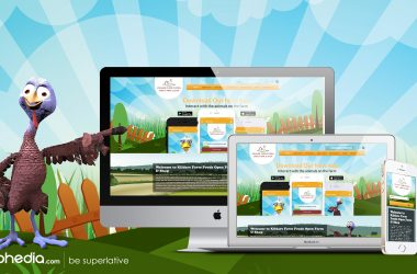 Kildare Farm Foods Website Design & App Development