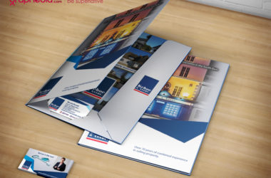 Presentation Folder Design for Kehoe Property