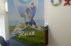 Relax Ireland Display
